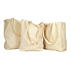 Natural Canvas Tote Bag Extra Large