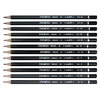 12-Piece Graphite Pencil Set