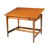 "Alvin Vanguard Drawing Room Table 36"" x 48"""