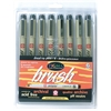 Pigma Brush Pen 8-Color Pack