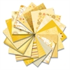"12"" x 12"" Paper Pack Yellow"