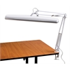 Tri-Fluorescent Task Lamp White