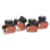 Manuscript Calligraphy Ink Red