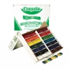 Long Colored Pencil Class Pack 240 Piece
