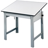 Compact Drawing Table