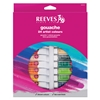 10ml Gouache Watercolor Paint 24-Color Set