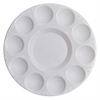 10 Well Round Tray w/ Cover