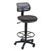 Griffin™ Black Drafting Height Chair