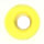 "Round Eyelet 1/8"" Bright Yellow"