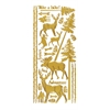 Dazzles Stickers Outdoors Gold