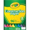 "9"" x 12"" Construction Paper Pack 96 Sheets"