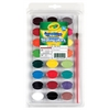 Washable Watercolor 24-Color Set