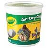 BINNEY & SMITH / CRAYOLA Air-Dry Clay, White, 5 lbs