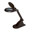 1.75x Desktop Magnifier Lamp Black
