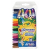 Crayola Pip-Squeaks Washable Skinnies Marker 16-Color Set