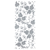 Blue Hills Studio DesignLines Outline Stickers Silver #10