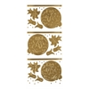 Blue Hills Studio DesignLines Outline Stickers Gold #19