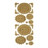 Blue Hills Studio DesignLines Outline Stickers Gold #29
