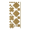 Blue Hills Studio DesignLines Outline Stickers Gold #35
