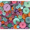 Buttons Galore & More Button Bonanza Grab Bag Sherbet