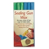 Manuscript Sealing Gun Wax Blue Green