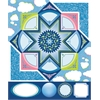 Blue Hills Studio ColorStories Cardstock Stickers Blue