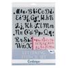 Lettering Stencil Set Contempo