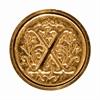 Manuscript Initial Ceramic Mini Seal x