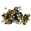 Eyelet Assortment Metallic Set