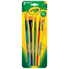 Crayola Art and Craft 5-Piece Brush Set