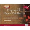 "Disposable Paper Palette Pad 12"" x 16"""