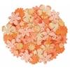 Blue Hills Studio Irene's Garden Jar O'Blooms Oranges