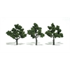 "4""-5"" Ready Made Tree Value Pack Medium Green"