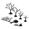"Woodland Scenics 3/4""-2"" Flexible Tree Armatures"