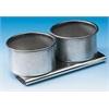 Aluminum Palette Cup Double