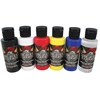 Wicked Colors Airbrush Paint Primary 6-Color Set