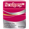 Sculpey III Polymer Clay Deep Red Pearl
