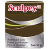 Sculpey III Polymer Clay Suede Brown