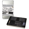 Royal & Langnickel Graphite Sketching Small Tin Art Set