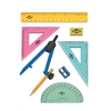 Alvin 8-Piece Geometry Set with Compass