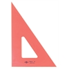 "Alvin 4"" Fluorescent Triangle 30°/60°"