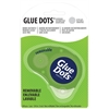 Glue Dots Adhesive Removable Dispenser