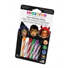 Face Painting 6-Stick Halloween Set