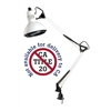 Alvin Swing-Arm Lamp White