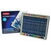 Derwent Watercolor Pencil 24-Color Tin Set