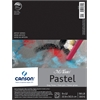 "Canson Mi-Teintes Artist Series 9"" x 12"" Fold Over Bound Pad Assorted Gray"