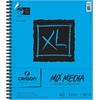 "Canson XL 11"" x 14"" Wire Bound Mix Media Pad"