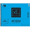 "Canson XL 14"" x 17"" Wire Bound Mix Media Pad"