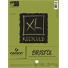 "Canson XL 9"" x 12"" Recycled Bristol Sheet Pad"