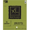 "Canson XL 11"" x 14"" Recycled Bristol Sheet Pad"